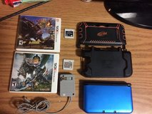 Nintendo 3DS +Case and four games. in Schofield Barracks, Hawaii