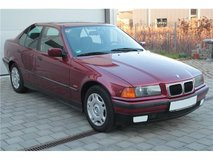 1996 BMW Sedan Manual Passed Inspection in Hohenfels, Germany