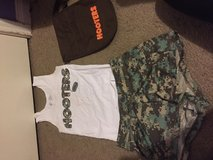 Hooters girl military outfit size xs in Baytown, Texas
