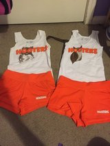 Hooters girl outfits size xs and xxs in Baytown, Texas