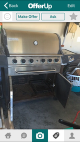 Grill. Need work in Hinesville, Georgia