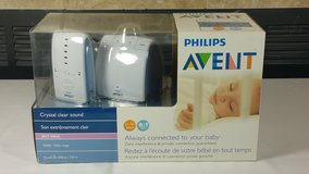 Brand New Philips Avent DEC Baby Monitor in Tinley Park, Illinois