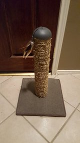 Cat post scratcher in Conroe, Texas