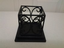 Iron Square Candle Holder in Eglin AFB, Florida