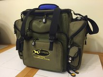 Fishing Tackle Bag w Built in Cooler in Beaufort, South Carolina