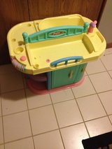 Toy Baby Bath Tub - Changing Table Combo in Oswego, New York