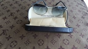 Original Louis Vuitton Sunglasses in Ansbach, Germany