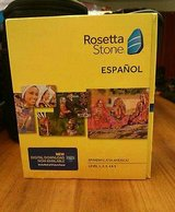 (BRAND NEW) *ROSETTA STONE* Spanish (Latin America) Level 1-5 Set in Oceanside, California
