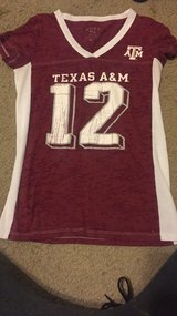 Texas a&m women's shirt size small in Baytown, Texas
