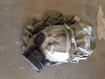 military gas mask with hood in Alamogordo, New Mexico