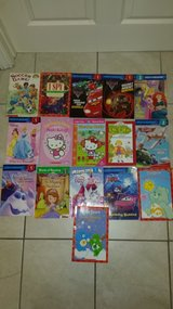lot of 16 scolastic step1 + 2 reading books in Wilmington, North Carolina