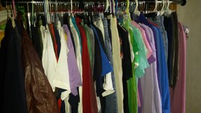 lot of 139pc. woman and men clothes-great for a reseller/consigner store.... in Wilmington, North Carolina