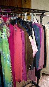 lot of 115pc. woman and men clothes-great for a reseller/consigner store.... in Wilmington, North Carolina