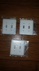 Double Light Switch Covers in Kingwood, Texas