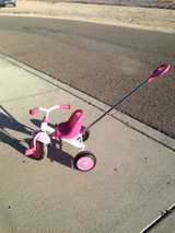 Kettler Princess Push along Tricycle in Fort Irwin, California