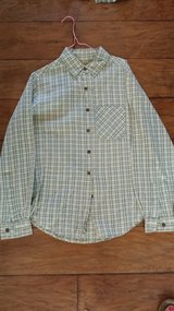 At Last & Co. Plaid Shirt, Size Small in Kingwood, Texas
