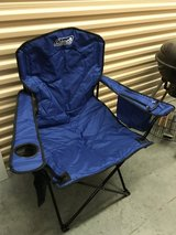 Coleman Folding Chair in Camp Pendleton, California