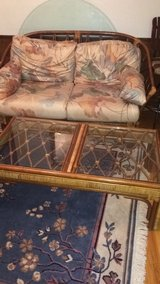 Couch and love seat + coffee table in Lawton, Oklahoma