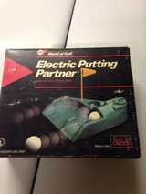Electric putting partner in box in Alamogordo, New Mexico