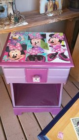 Minnie Mouse night stand in Yucca Valley, California
