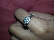 10 carrot White Gold Ring in Ramstein, Germany