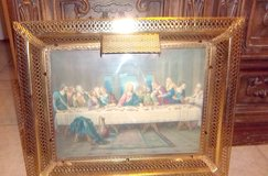 Picture of the Lord's Last  Supper  - Framed in Alamogordo, New Mexico