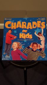 Charades for Kids (Board Game) in Sugar Grove, Illinois