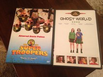 Super Troopers/Ghost World in Naperville, Illinois
