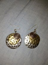Silver Tone Earrings in New Lenox, Illinois