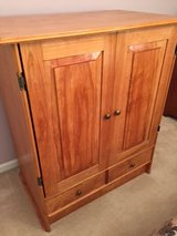 TV cabinet in Oswego, New York