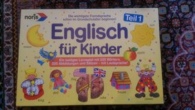 Englisch für Kinder *Brand New* in Ramstein, Germany