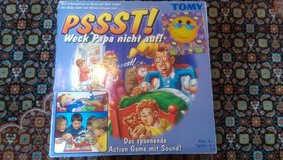 "boardgame ""Don't wake Daddy"" in Ramstein, Germany"