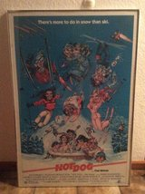 Hot Dog...The Movie, professionally framed movie poster in Stuttgart, GE