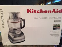 NEW, KitchenAid 11-Cup Food Processor with ExactSlice System in Baytown, Texas