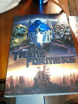 Transformers DVD in Clarksville, Tennessee