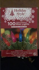 Holiday Style 100 Indoor/Outdoor Mini Lights (T=36) in Fort Campbell, Kentucky