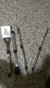 Stainless Steel Grilling Tools in Clarksville, Tennessee