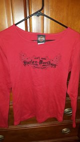 Ladies Harley Davidson shirt in Plainfield, Illinois