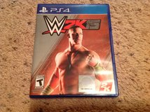 WWE 2k15 PS4 in Camp Lejeune, North Carolina