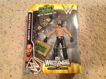 Money in the Bank Seth Rollins in Camp Lejeune, North Carolina