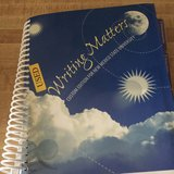Writing Matters text in Alamogordo, New Mexico