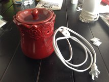 Wax warmer in St. Charles, Illinois
