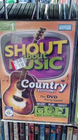 Shout about Country Music in Yucca Valley, California