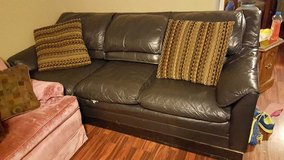 Couch and pillows in Fort Campbell, Kentucky