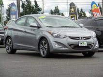 2014 Hyundai Elantra Sport 6speed in Fort Lewis, Washington