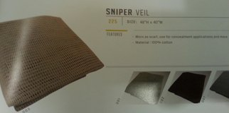 (Condor) Sniper Face Veil/Scarf (NWT) in Yucca Valley, California