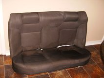 2002-2006 Nissan Sentra Rear Seat complete Black in Fort Campbell, Kentucky