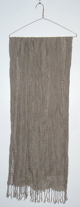 S43 Taupe Long Casual Scarf in Ramstein, Germany