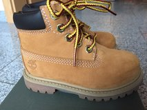 Toddler Timberland Boots Size 7 in Ramstein, Germany