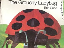 The Grouchy Ladybug in Ramstein, Germany
